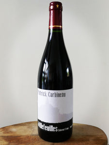 P. Corbineau - Millefeuilles 2011 (rött/red): Enter a Forest of Feelings (few bottles left)
