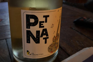 V. & S. Perraud - Pet Nat 2020 (mousserande/sparkling white): Naturally bubbly