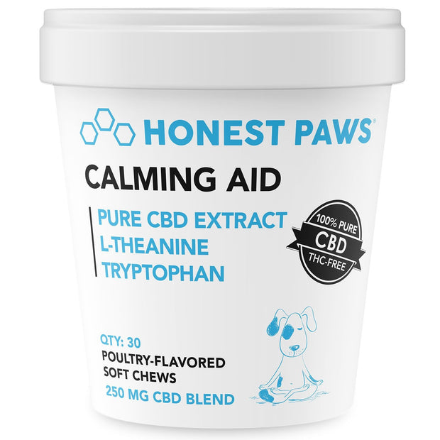 "Honest Paws ""Calming Aid"" Soft Chews"