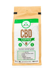 Coffee Infused with CBD
