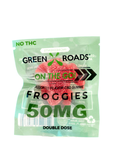 CBD Froggies Pack of 30