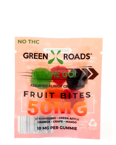 Assorted CBD Fruit Bites