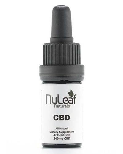 NuLeaf CBD Dietary Supplement