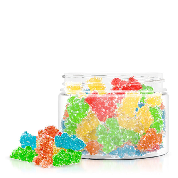 Relax Gummies CBD Sour Gummy Bears