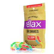 "Relax Gummies ""Sour Snakes"""