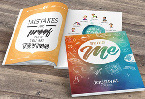 Being Me - Journal for Kids