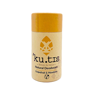 Natural Deodorant by Kutis - Various Scents - Vegan