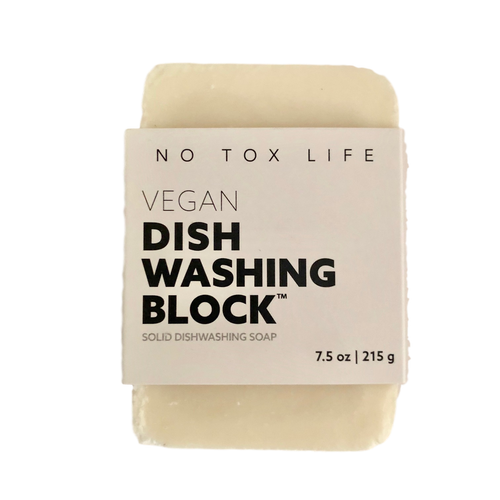 No Tox Life - Vegan Dish Washing Block