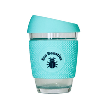 Load image into Gallery viewer, Neon Kactus Reusable Coffee Cup | Free Spirit 12oz - Eco Beasties Collection