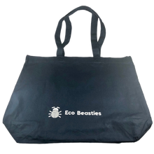 Load image into Gallery viewer, Eco Beasties Maxi Tote Bag - French Navy
