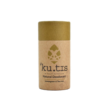 Load image into Gallery viewer, Natural Deodorant by Kutis - Various Scents - Beeswax