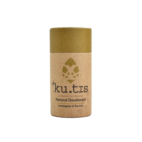 Natural Deodorant by Kutis - Various Scents - Beeswax