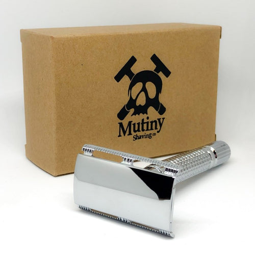 Mutiny Shaving - Safety Razor with 5 Blades