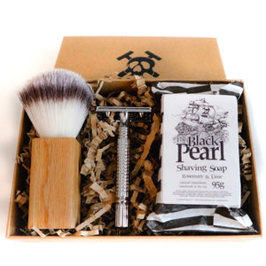 Mutiny Shaving Box - Black Pearl