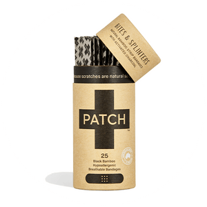 PATCH - Bamboo Plasters - Activated Charcoal