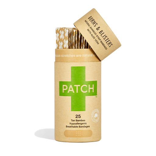 PATCH - Bamboo Plasters - Aloe Vera