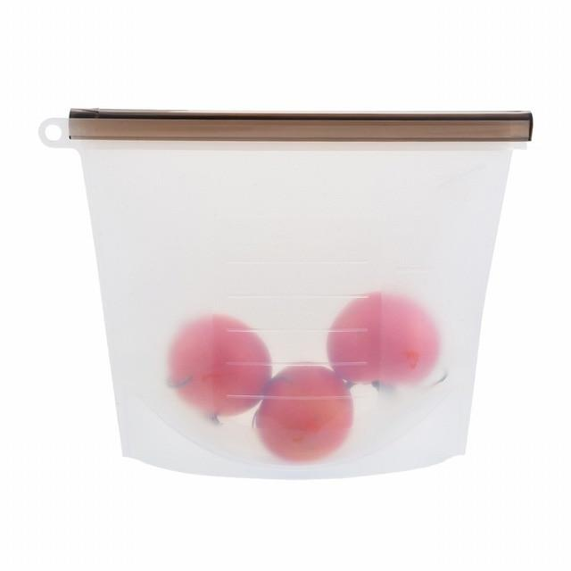 Silicone Food Storage Bag 1000ml