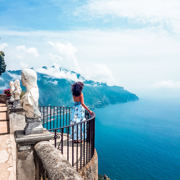 The World in Her Eyes - The Amalfi Coast