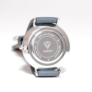 Hermera | stainless steel silver watch case | Dorsya