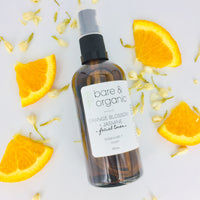 ORANGE BLOSSOM + JASMINE || facial toner