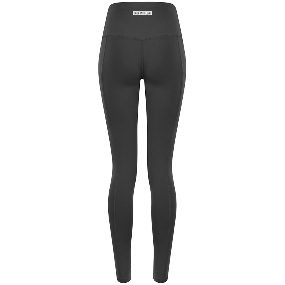 Women's Core Leggings - Charcoal Grey