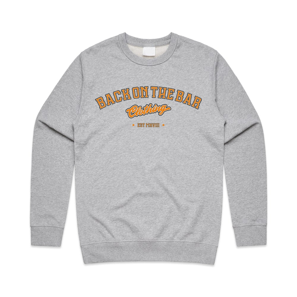 BOTB College Crew Neck Sweatshirt