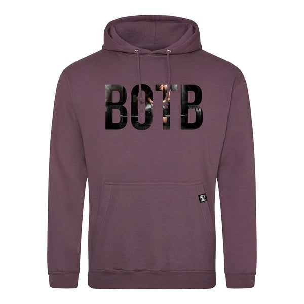 BOTB Chalk Up Hoodie Wild Mulberry
