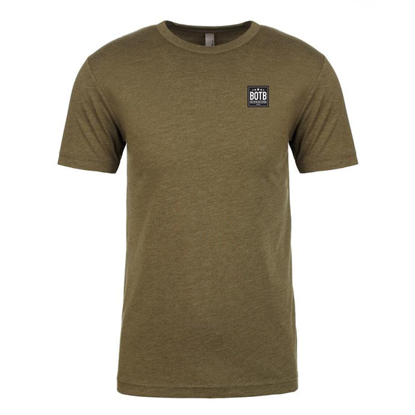 Reaper Tri-Blend T-Shirt - Military Green