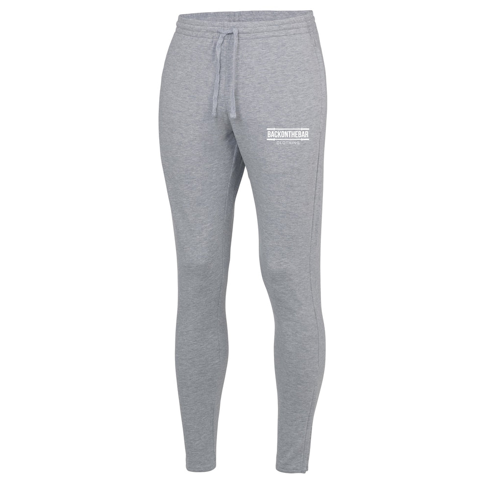 Cool Tapered Joggers - Sports Grey
