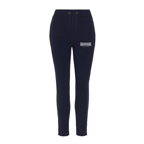 Women's Back On The Bar Cool Tapered Joggers French Navy