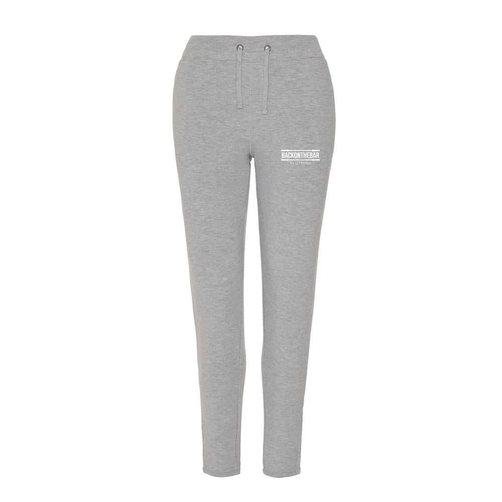 Women's Cool Tapered Joggers - Sports Grey