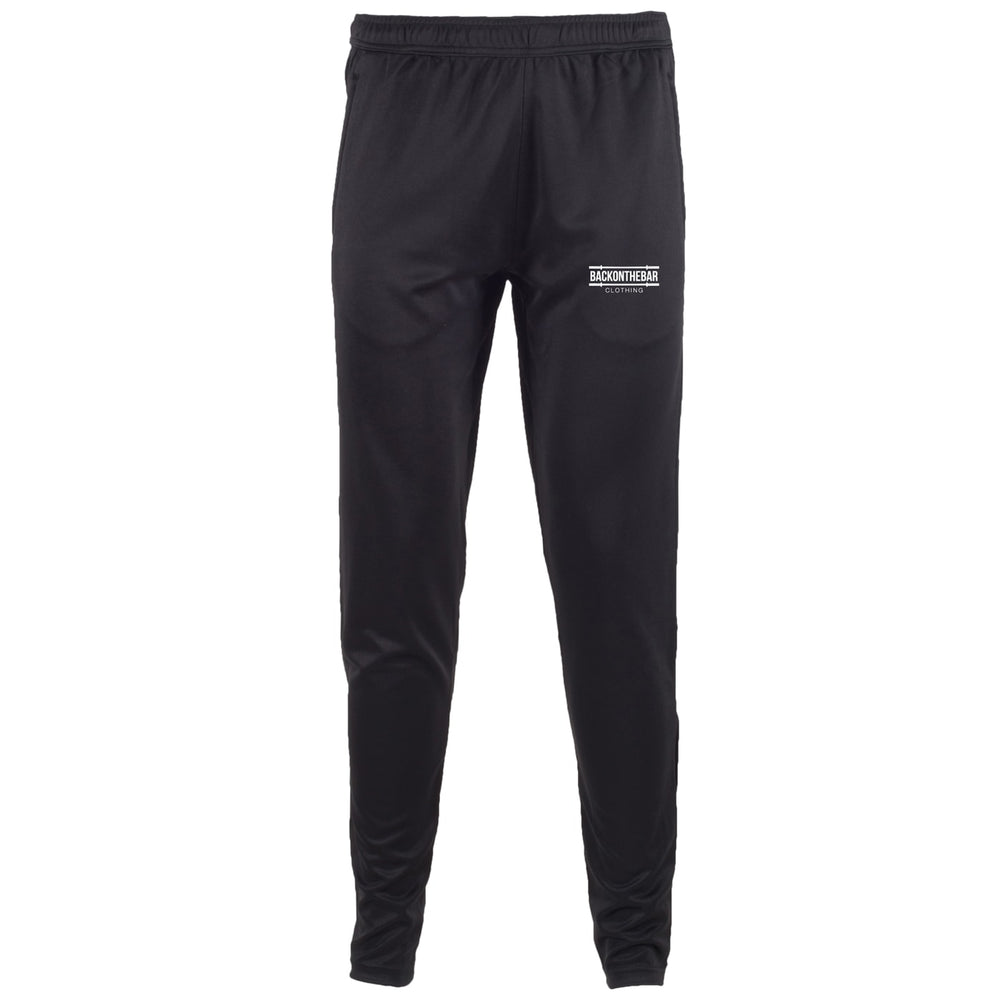 Slim Leg Performance Joggers - Black