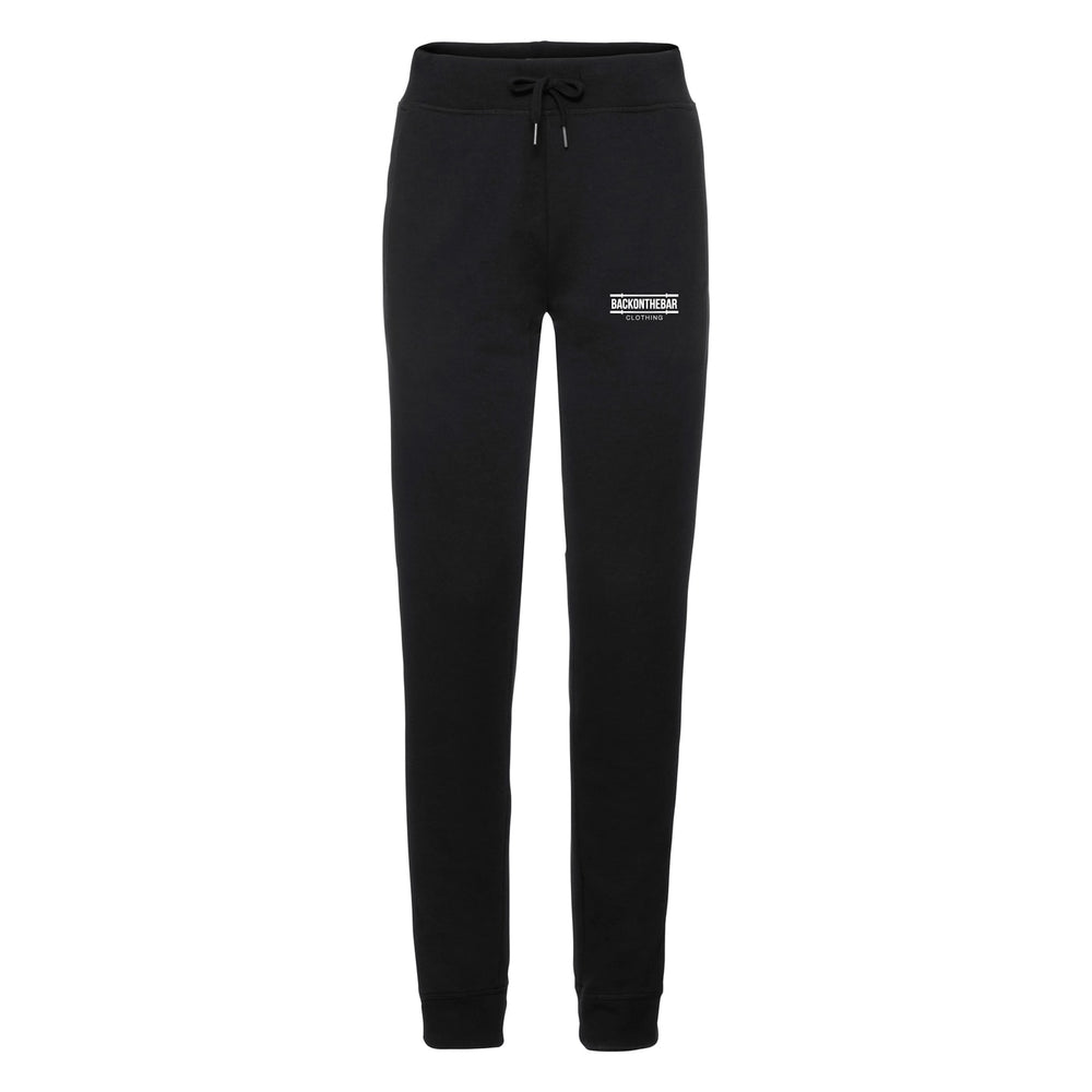 Women's HD Slim Leg Joggers - Black