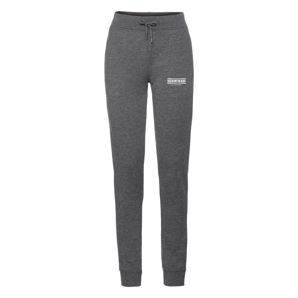 Women's HD Slim Leg Joggers - Grey Marl