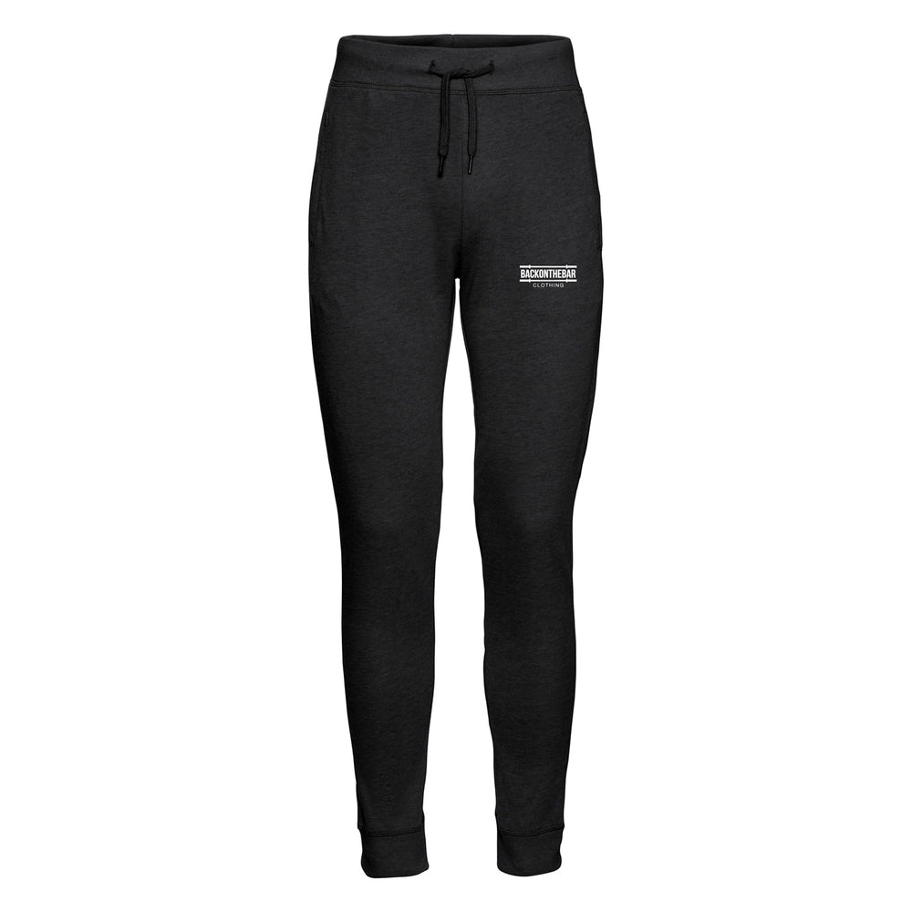 HD Slim Leg Joggers - Black