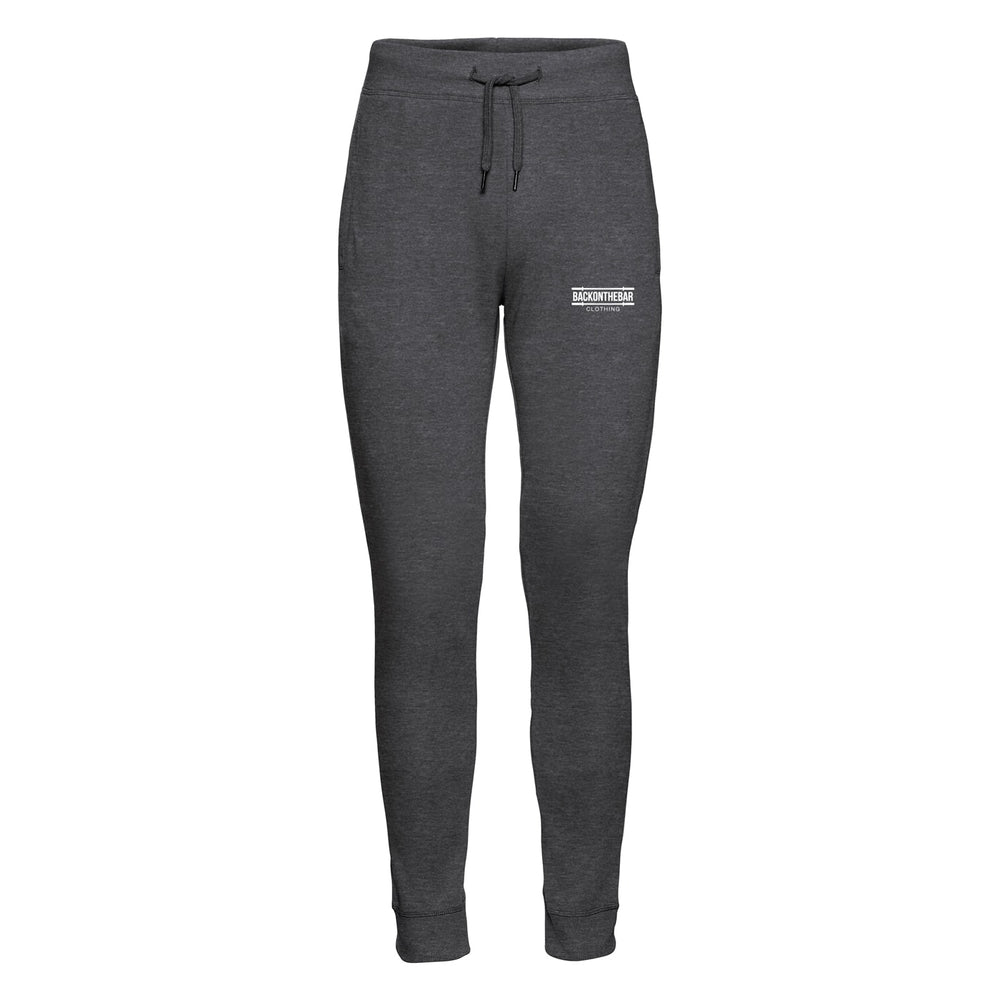 HD Slim Leg Joggers - Grey Marl