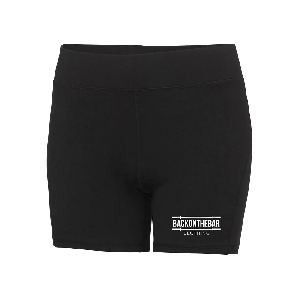 Cool Training Shorts - Black