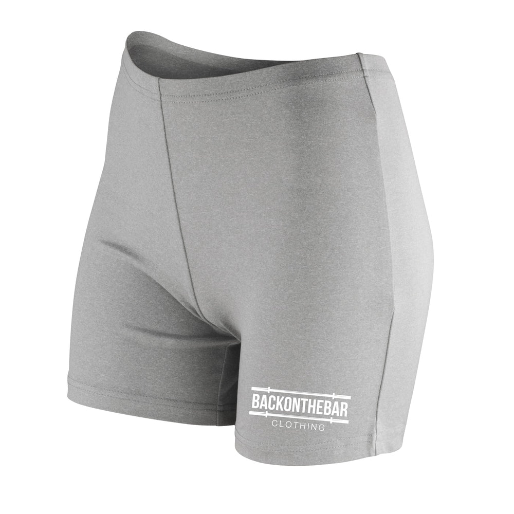 Impact Shorts - Cloudy Grey