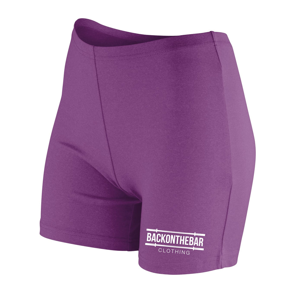 Impact Shorts - Grape