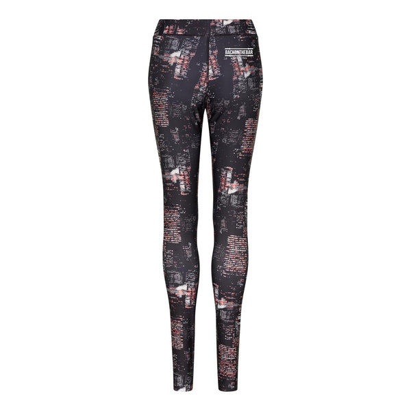 Women's Cool Leggings - City Nights