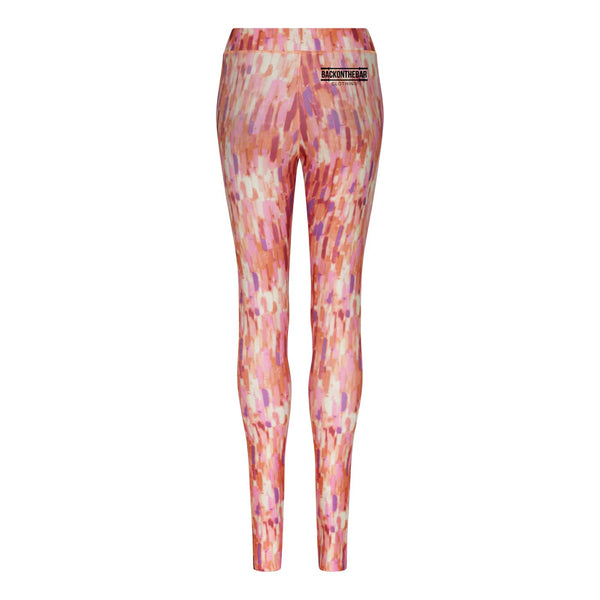 Women's Cool Leggings - Tutti Frutti
