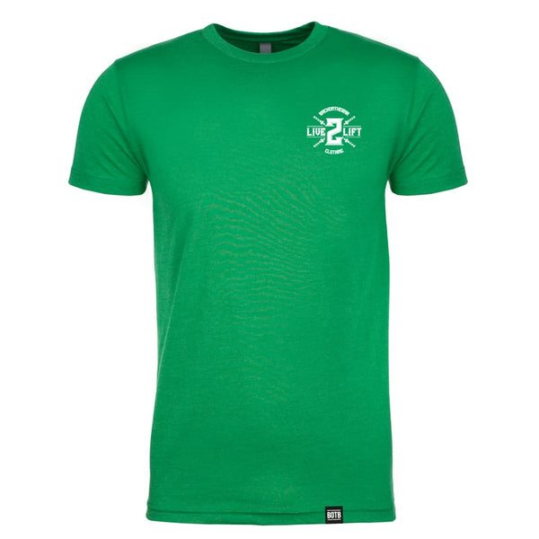 Live 2 Lift T-Shirt Green