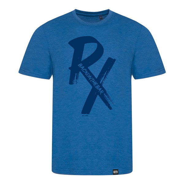 RX Triblend T-Shirt Blue/Heather Royal