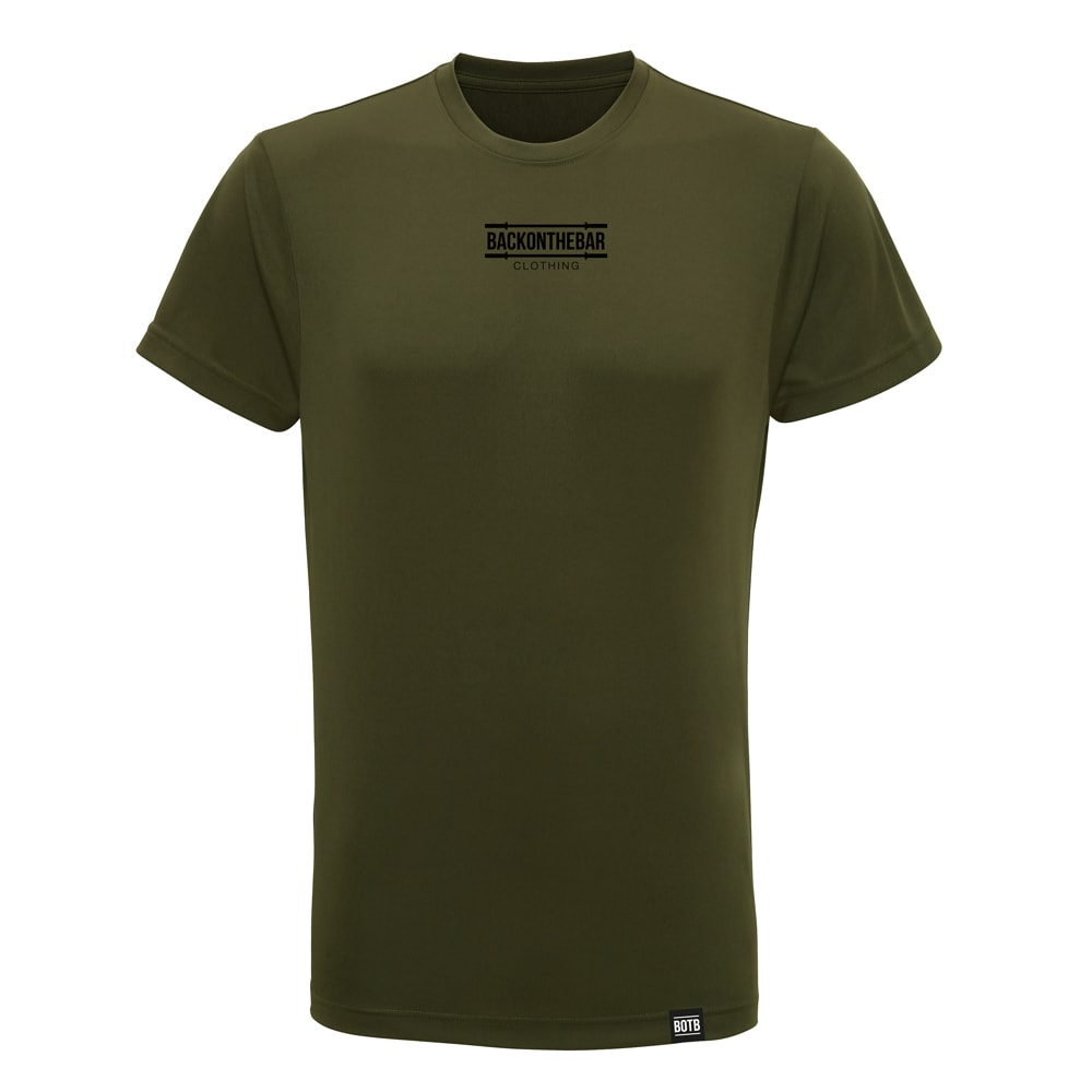 Performance T-Shirt - Olive