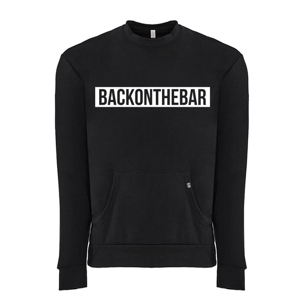 Unisex Block Pocket Sweatshirt