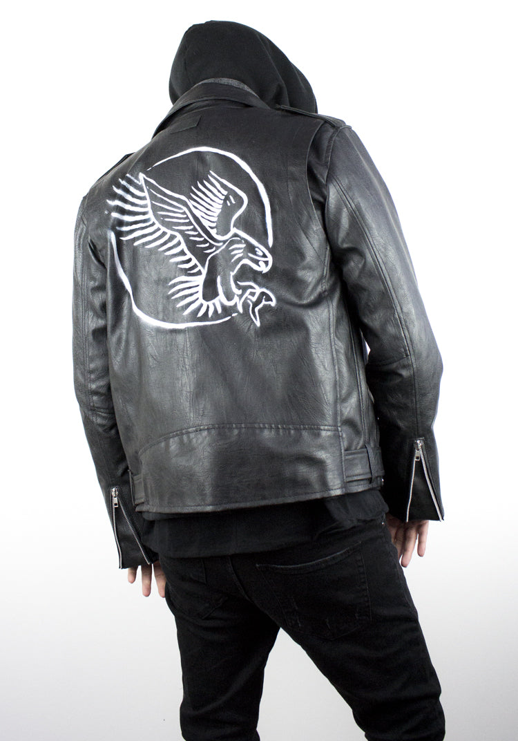 LTD BIKER LEATHER