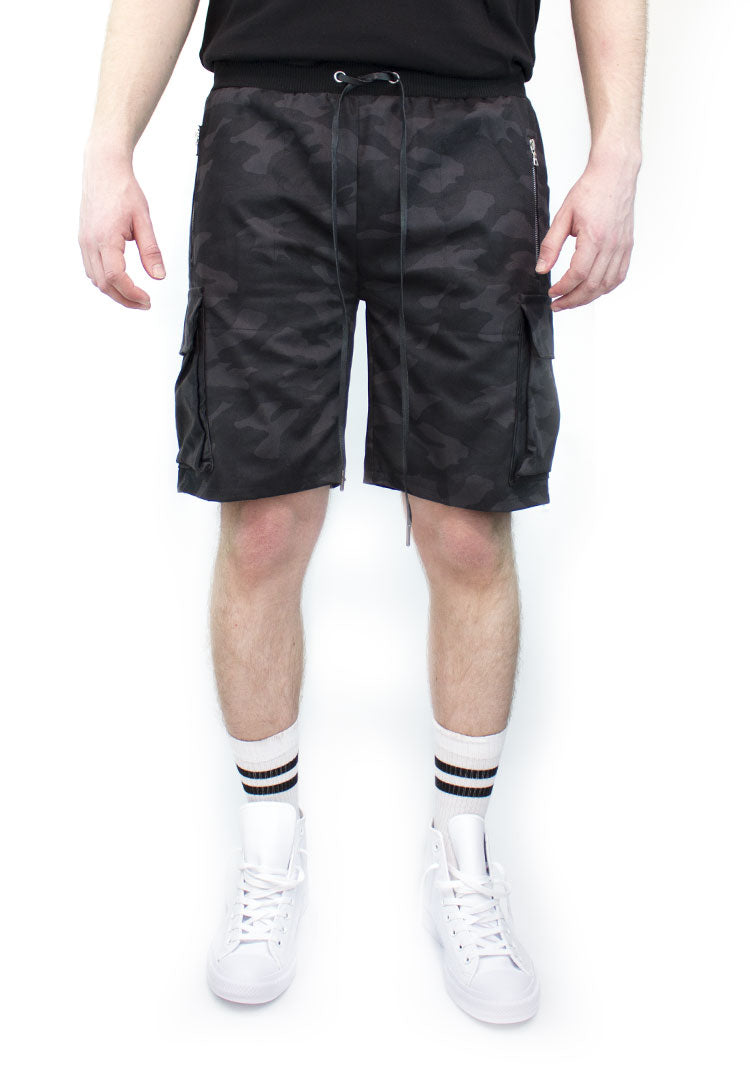 SHADOW CAMO SHORTS