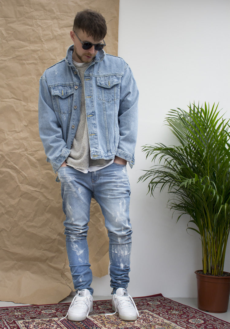 V1 DENIM ACID