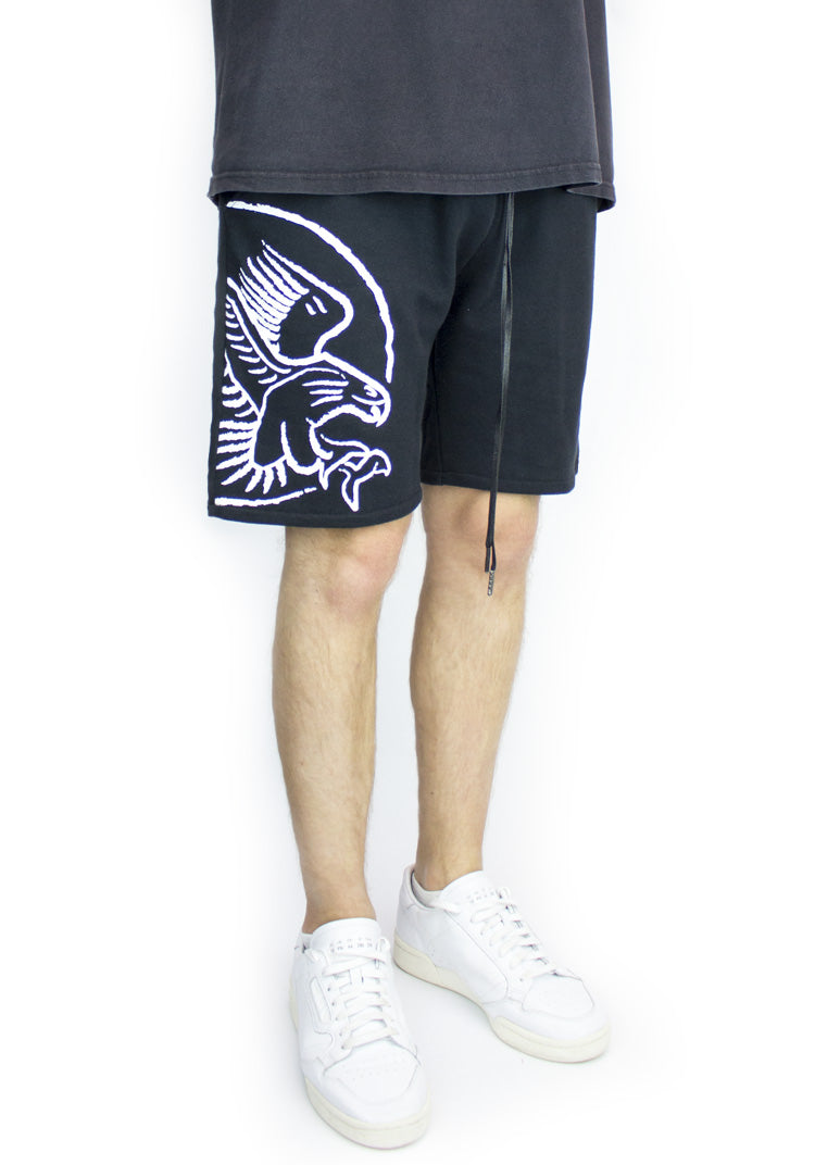 Eagle Shorts Black