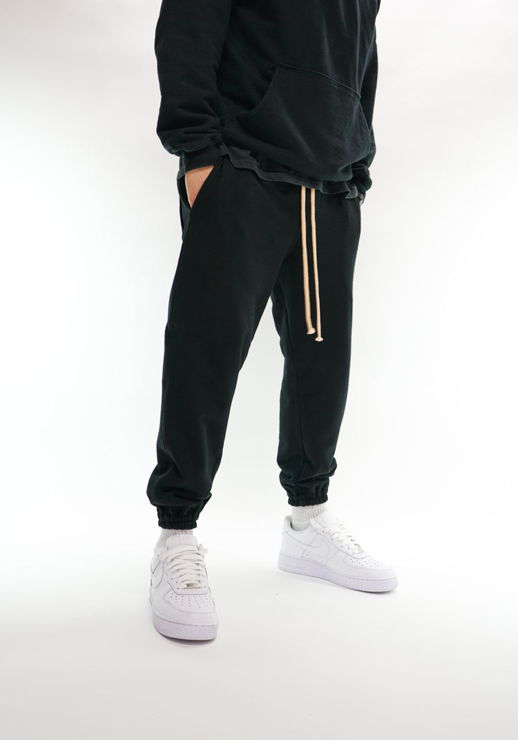 Talon Joggers - Midnight Black